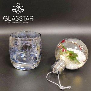 Набор стаканов Glasstar Ренесанс / 6 шт. 310 мл