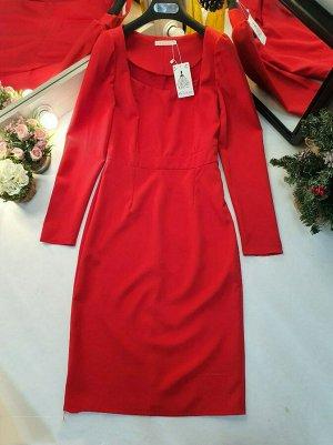 Платье ТКАНЬ: БАРБИ