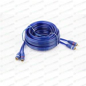 Межблочный кабель ACV MKE-5.2 ECO для 2-канального усилителя