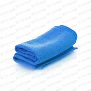 Салфетка Kolibriya Nimbi-40, для кухни и сантехники, из микрофибры, 250x250мм, синяя, арт. Nim-0547.blu