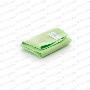 Салфетки Kolibriya Nimbi-53 для автомобиля (уборка салона, уход за стеклами, полировка), из микрофибры, 300x300 / 400x400 / 250x250мм, комплект 3шт, арт. Nim-2312NEW