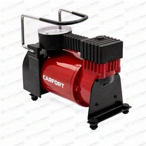 Компрессор автомобильный Carfort Tornado 580+, 12В, 10А, 40л/мин, 10атм