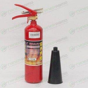 Огнетушитель углекислотный ОУ-1, класс пожара BCE, с раструбом, масса заряда 4кг