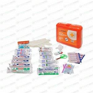 Аптечка автомобильная Airline в пластиковом футляре, соответствует требованиям ГИБДД, арт. AM-02