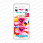 Ароматизатор в дефлектор Yammy Bubble Gum (Бубль Гум), жидкий, клипса