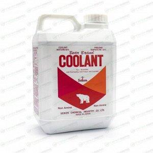 Антифриз Seiken Bear LLC, красный, -52°C, 2л, арт. LL2RP60