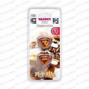 "Ароматизатор на дефлектор Yammy ""Coffee""  жидкий"