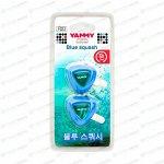 Ароматизатор в дефлектор Yammy Blue Squash (Свежесть), жидкий, клипса