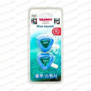 Ароматизатор на дефлектор Yammy Blue Squash жидкий