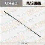 "Лента щетки стеклоочистителя Masuma 650мм (26"")"