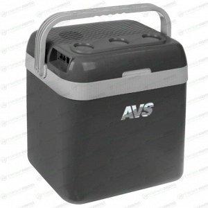 Автохолодильник AVS CC-32B, объем 32л, размер 475x310x440мм, 12/220В
