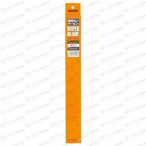 """Щетка стеклоочистителя Masuma Rear 405мм (16"""") каркасная, для заднего стекла, с графитовым напылением, 1 шт"""