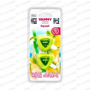 "Ароматизатор на дефлектор Yammy ""Squash"" жидкий"