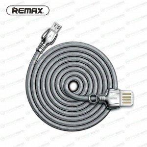 Кабель microUSB Remax RC-063m King.
