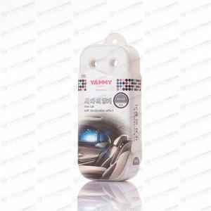 Ароматизатор под сиденье Yammy New Car (Новая машина), гелевый, плоский футляр, арт. P016