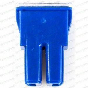 Предохранитель автомобильный Masuma, кассетный, мама (PAL FJ11), синий, 100А, 32В, комплект 12 шт, арт. FS-020 (стоимость за упаковку 12 шт)
