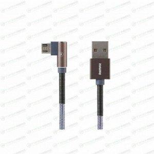 Кабель Remax Ranger Series DATA Cable RC-119m micro-USB, 2.4A, Grey
