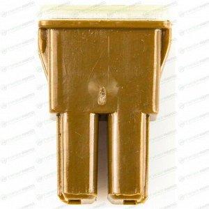 Предохранитель автомобильный Masuma, кассетный, мама (PAL FJ11), светло-коричневый, 120А, 32В, комплект 12 шт, арт. FS-021 (стоимость за упаковку 12 шт)