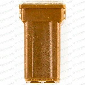 Предохранитель автомобильный Masuma, кассетный, мама (PAL MINI FJ10), коричневый, 70А, 32В, комплект 20 шт, арт. FS-028 (стоимость за упаковку 20 шт)