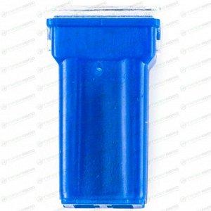 Предохранитель автомобильный Masuma, кассетный, мама (PAL MINI FJ10), синий, 100А, 32В, комплект 20 шт, арт. FS-031 (стоимость за упаковку 20 шт)