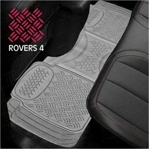 Коврик универсальный CARFORT ROVERS 4 для заднего ряда, серый цвет, размер 1580х435мм, 1шт