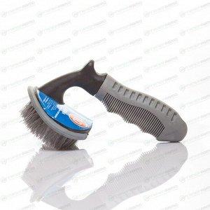 Щетка для мытья Carfort Alba-10, для очистки автомобильных шин, арт. Nim-031/AL-0530