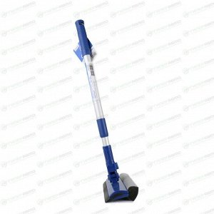 Губка для мытья Carfort Cristal-22, с телескопической ручкой 50-80см, ширина 22см, с водосгоном, арт. CRL2122