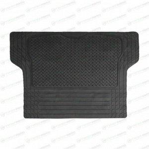 Коврик универсальный CARFORT ROVERS 5 в багажник, черный цвет, 1шт