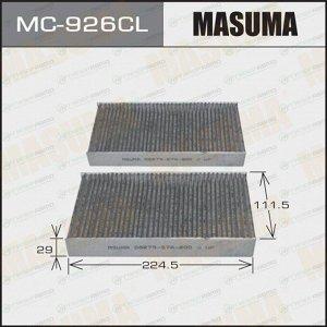 Фильтр салонный Masuma AC-803 угольный, арт. MC-926CL