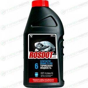 Жидкость тормозная Т-Синтез ROSDOT 6, DOT 4 Class 6, ABS, 455г