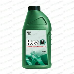 Жидкость тормозная Т-Синтез НЕВА-М, DOT 3, 455г