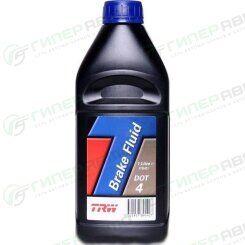 Жидкость тормозная TRW Brake Fluid, DOT-4, ABS, 1л, арт. PFB401
