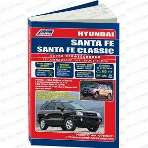 Руководство по эксплуатации, техническому обслуживанию и ремонту HYUNDAI SANTA FE (2000-2006 гг.), с бензиновым двигателем