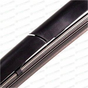 """Щетка стеклоочистителя Masuma 400мм (16"""") гибридная, с графитовым напылением, 1 шт"""