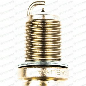 Свеча зажигания Masuma Iridium IK20 с иридиевым электродом, арт. S101I