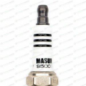 Свеча зажигания Masuma Iridium+Platinum IZFR6K11 с иридиевым электродом, арт. S500IP