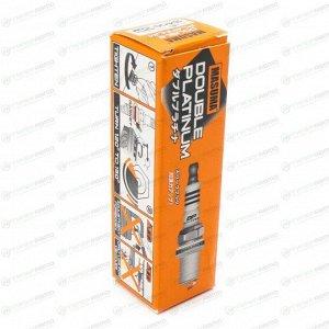 Свеча зажигания Masuma Double Platinum PFR6X-11 с платиновым электродом, арт. S405DP