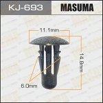 Клипса крепежная MASUMA KJ-693 (OEM 01553-00401)