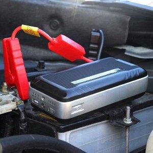 Устройство пусковое автономное Carfort Start.S с функцией Power Bank, 15000мАч, 12В, ток пуска 300А, USB порт, арт. CFS-300