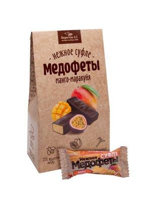 Медофеты Суфле манго-маракуйя в шок. Глазури