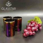 Набор стопок Glasstar Королевская фуксия / 6 шт. 50 мл