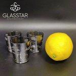 Набор стопок Glasstar Изящная ветвь / 6 шт. 50 мл