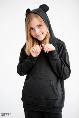 Детский спортивный костюм с ушками