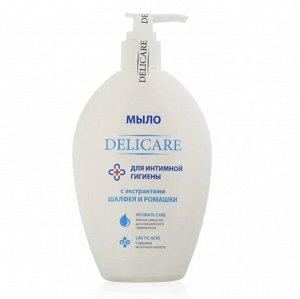 Delicare Мыло для интимной гигиены 270 мл