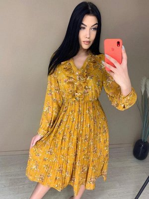 Платье ЕДИНЫЙ РАЗМЕР 42-48