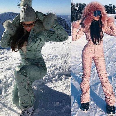 💥Весна! Нижнее белье!Платья!Все скидки в одной закупке!🔥😍 — АКЦИЯ!! Костюмы лыжные мужские и женские. — Лыжные костюмы