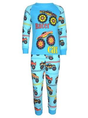 Пижама для мальчиков арт. ММ 132-33