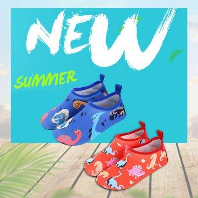 🏖 Акватапки для всей семьи. Самая нужная вещь на пляже — Акватапки детские — Детская обувь