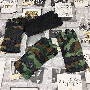 Перчатки мужские