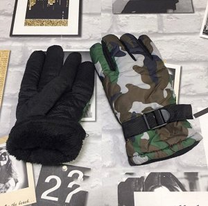 Перчатки мужские без выбора цвета